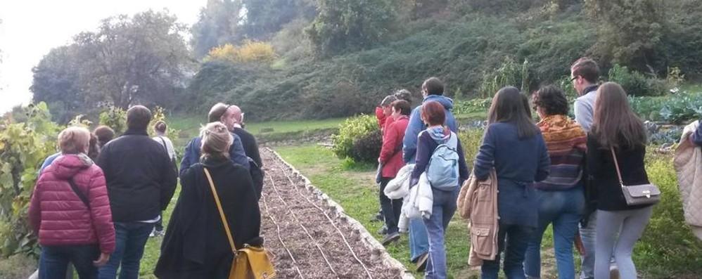 Astino, 28 mila visitatori all'Orto botanico «Un successo, ora aperture straordinarie»
