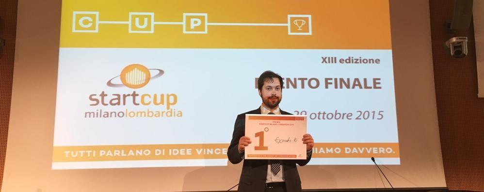Exaudi.it vince la start Cup Lombardia Il turismo religioso ha il suo portale