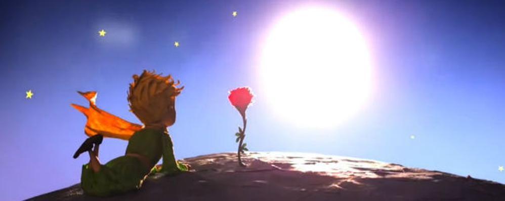 Matrimonio Tema Piccolo Principe : Il piccolo principe sbarca al cinema guarda trailer