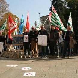Italcementi, venerdì 8 ore di sciopero Dalle 6.30 a mezzogiorno un presidio