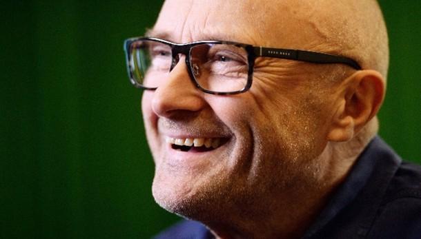 Phil Collins ci ripensa, torna in scena