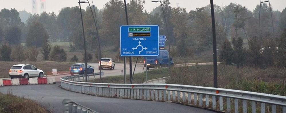 Tangenziale Stezzano-Zanica Si viaggia dal 27 novembre