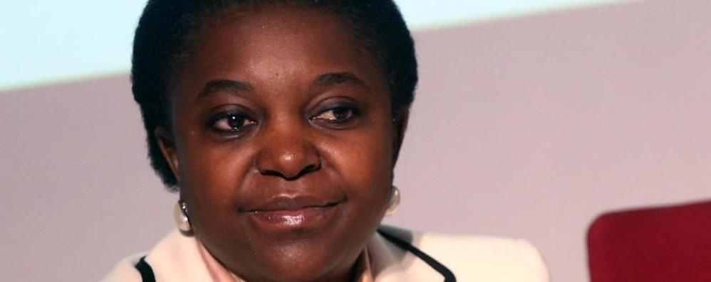 Calderoli e gli insulti, Kyenge va avanti «Razzismo, il  processo deve continuare»