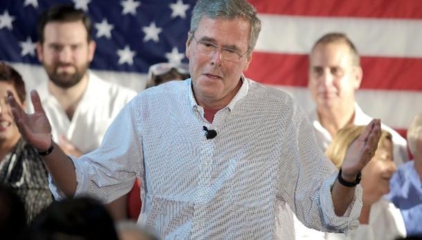 Jeb Bush: strage college può succedere