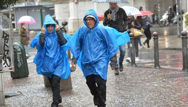Maltempo: allerta temporali su Nordovest