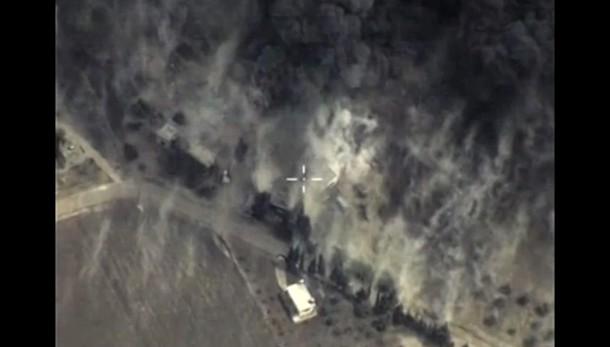 Mosca, colpite 50 infrastrutture Isis