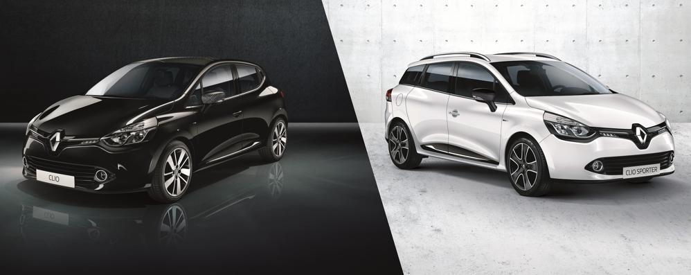 Renault e la moda Clio Duel e Duel2