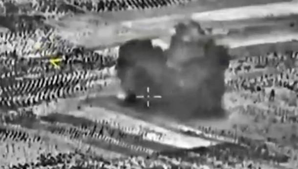 Siria, nuovi raid russi non contro Isis