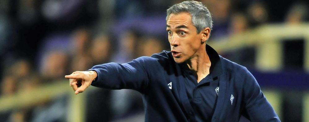Sousa: «Con l'Atalanta sarà dura Poco tempo per preparare la partita»
