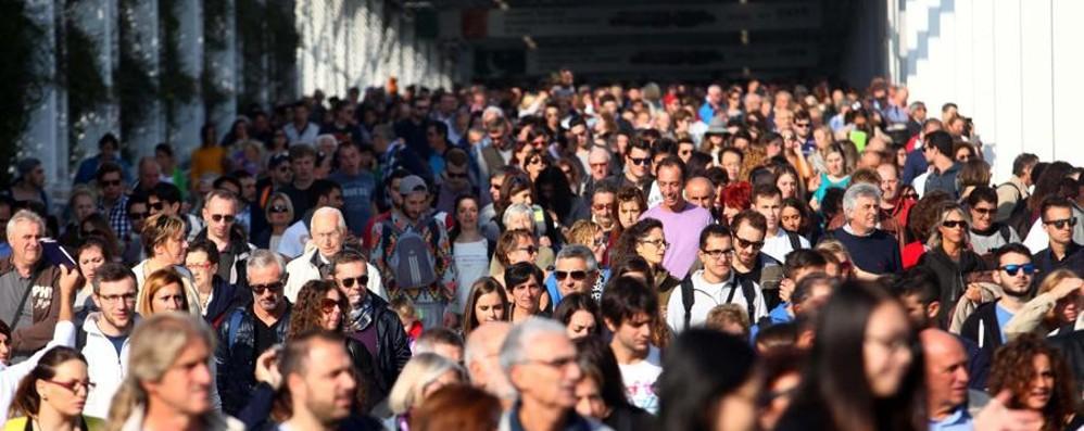 Effetto Expo sugli stranieri (e gli italiani) Entusiasti della manifestazione: voto 9