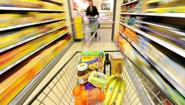 Istat, rincari carrello spesa, +1,5%