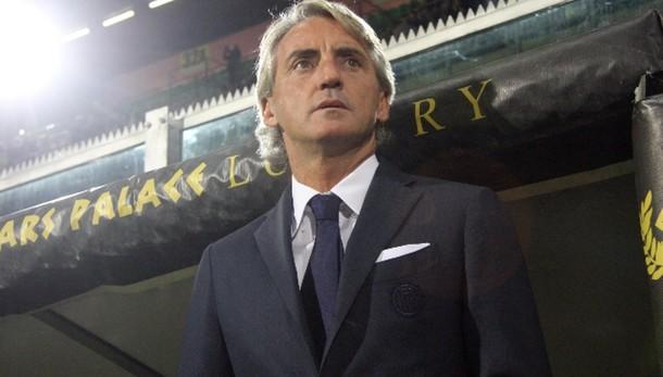 Mancini, con Roma non è sfida decisiva
