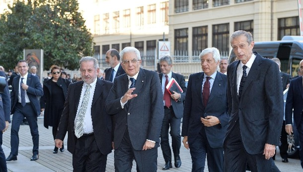 Mattarella, nuovo sviluppo sostenibile