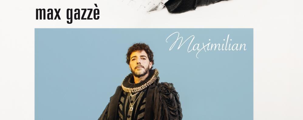 Maximilian, il nuovo album di Gazzè «Un uomo fuori dal tempo» - Video