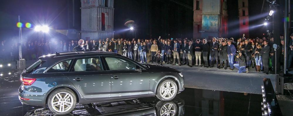 Nuova Audi A4 Avant È totalmente rivisitata