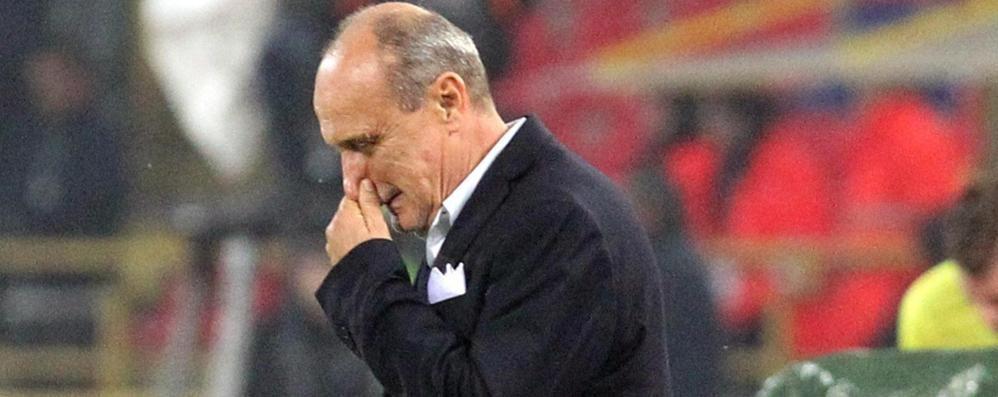 Rossi non sfiderà domenica l'Atalanta Licenziato dal Bologna. C'è Donadoni