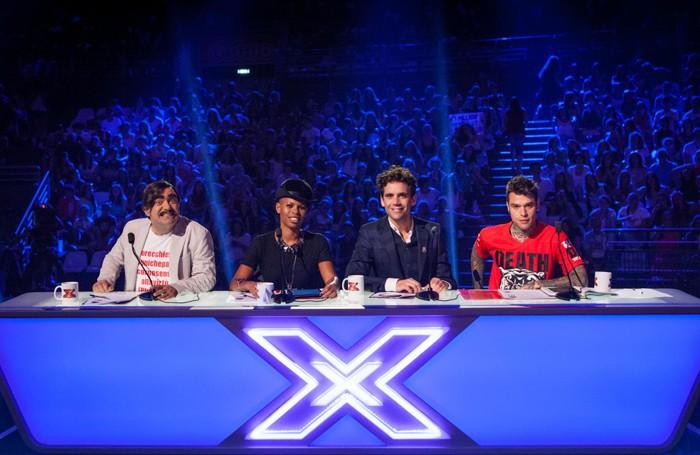 La giuria di X Factor