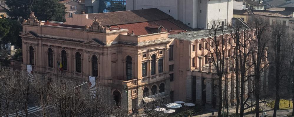 Teatro Donizetti, le donazioni volano Lavori da marzo, riapre nel 2017 - Video