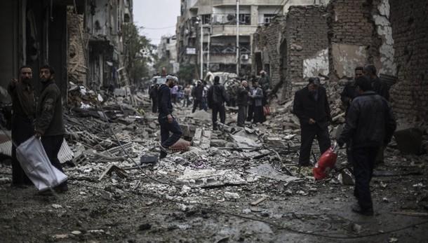 Damasco, invio truppe Usa è aggressione
