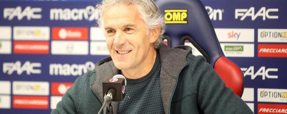 Donadoni: «Atalanta molto carica ma per noi ogni punto è fondamentale»