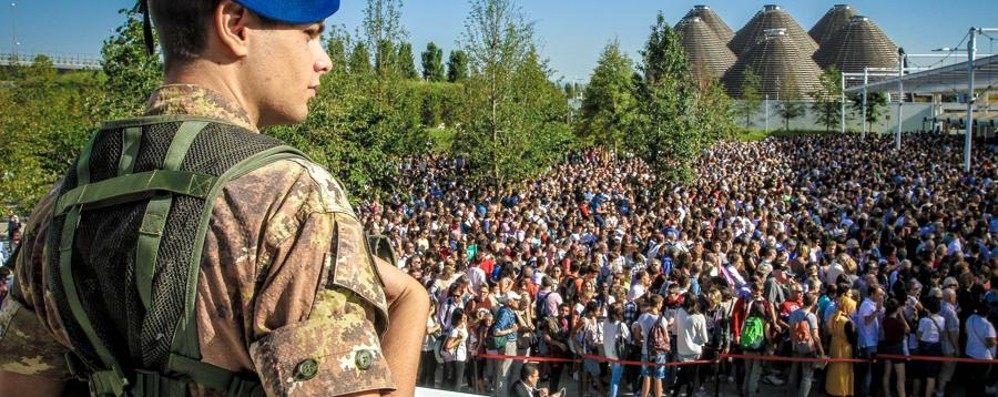 «I militari impiegati per l'Expo devono restare in Lombardia»