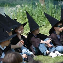 Lonato, c'è Halloween nella Rocca viscontea