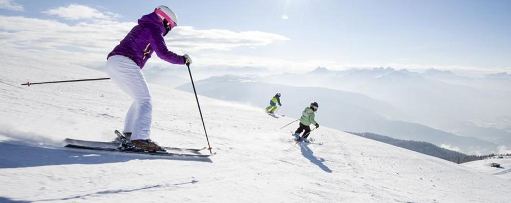 Maranza-Valles prepara le piste Un circo bianco di 51 chilometri