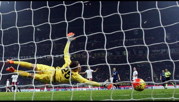 Serie A: Inter-Roma 1-0
