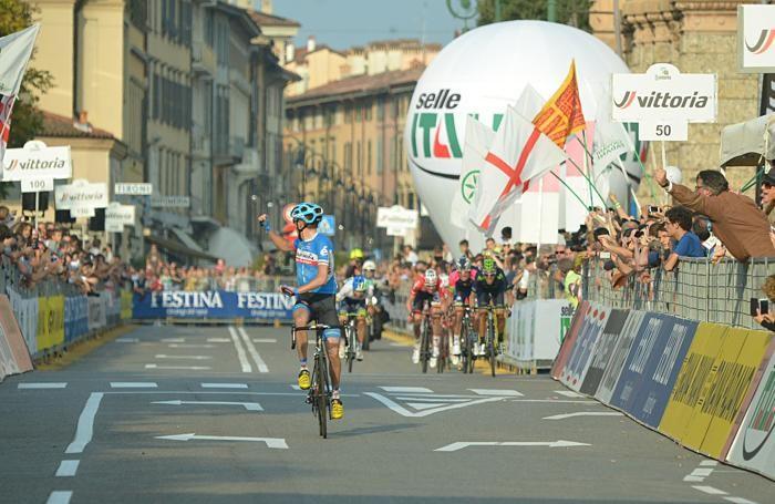 Daniel Martin, vincitore del Giro di Lombardia 2014 con arrivo a Bergamo. Stavolta nella nostra città ci sarà la partenza