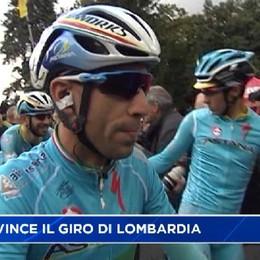 Nibali vince il Giro di Lombardia
