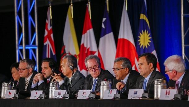 Accordo libero scambio Ttp Usa-Pacifico