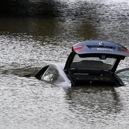 Alluvione in Costa Azzurra: mix di correnti In Europa un clima sempre più estremo