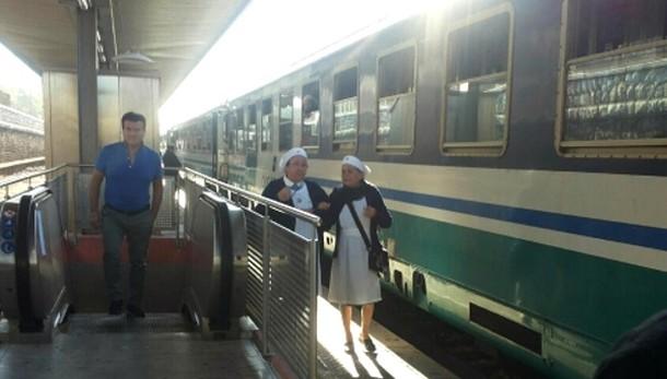 Costa Azzurra:Unitalsi Puglia verso casa