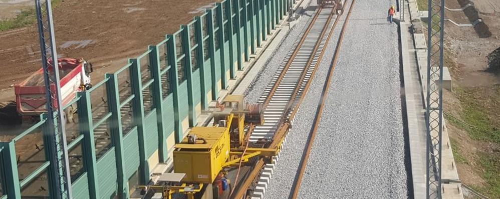 Ecco i primi binari della linea Tav Viaggi in treno dalla fine del 2016