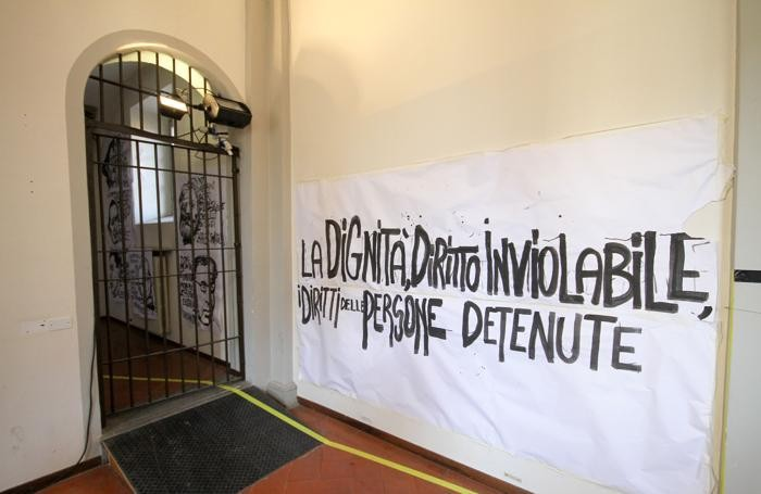 L'ex carcere di Sant'Agata