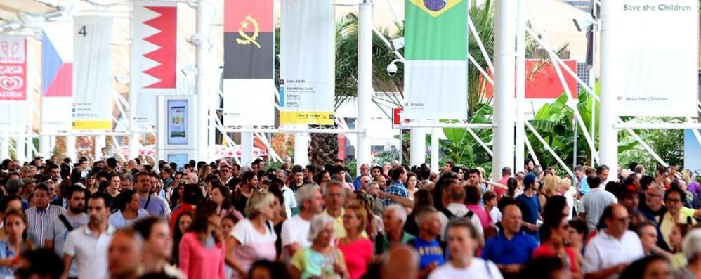 Expo, parte la volata finale «Ottobre sarà il mese più bello»