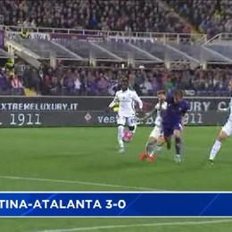 Fiorentina-Atalanta 3-0