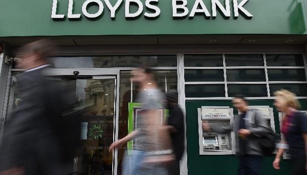 Gb:verso cessione 2mld azioni Lloyds