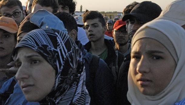 Germania, nel 2015 1,5 milioni migranti