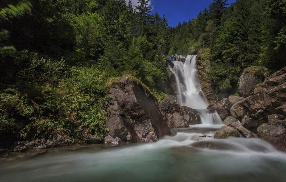 Le cascate del Vò - Galleria fotografica L'Eco di Bergamo ...