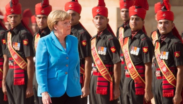 Merkel, nessun tetto a numero migranti