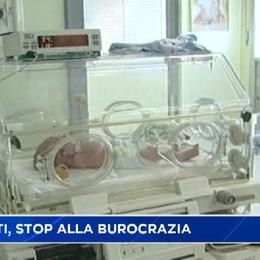 Neonati, stop alla burocrazia con Icaro