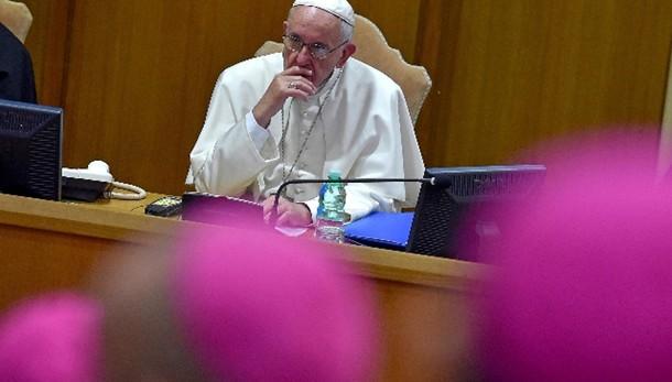 Papa, Sinodo non fa patteggiamenti