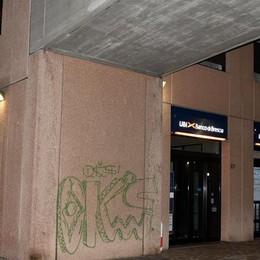 Rapina al Banco di Brescia: 40mila €  Dipendenti e clienti chiusi in bagno