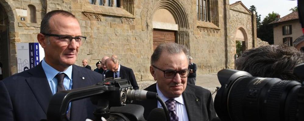 Squinzi: senza una crescita doppia torneremo ai livelli pre-crisi solo nel 2022