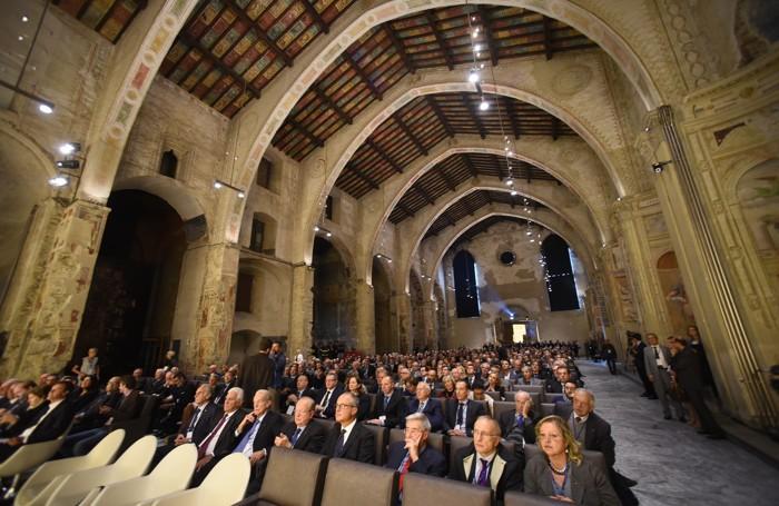 L'assemblea di Confindustria Bergamo