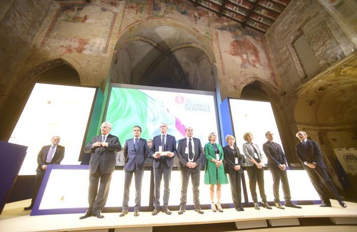 L'assemblea generale di Confindustria Bergamo