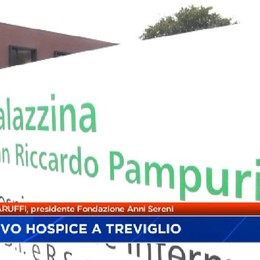Treviglio: inaugurato un nuovo hospice