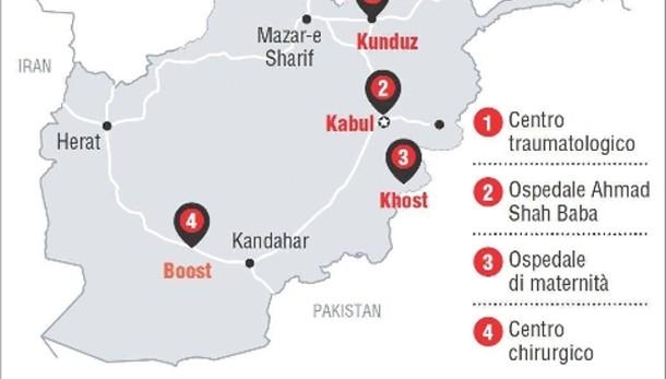 Afghanistan: Usa, 'ospedale fu errore'