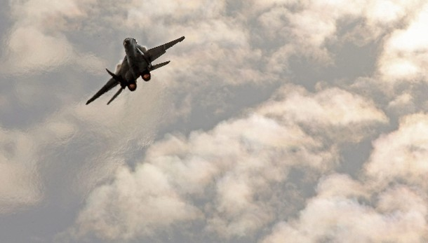 F-16 turchi puntati da missili Siria